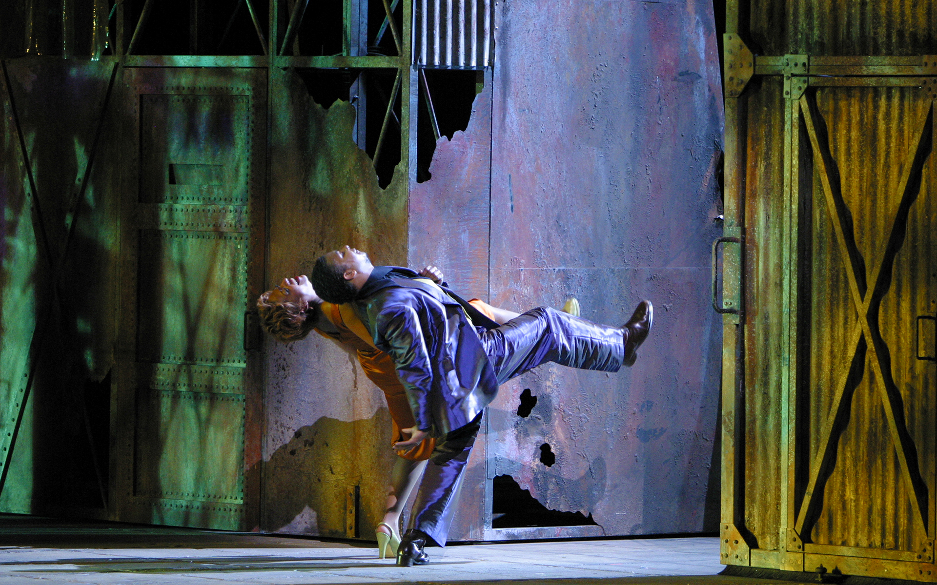 Victor Ryan Robertson in Porgy and Bess